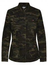 Only Lbea Camo Utılıty Jacket Cc Otw Kadın Ceket