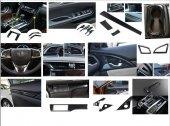 Honda Cıvıc Fc5 Karbon 29 Parça İç Kaplama Seti