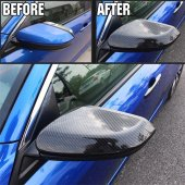 Honda Cıvıc Fc5 2016 2018 Karbon Ayna Kapağı Kaplaması