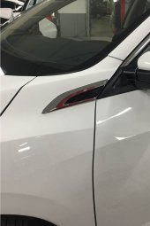 Honda Civic Ön Çamurluk Üst Nikelajı
