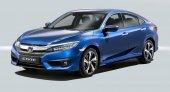 Honda Civic 2016 2019 Fc5 4d Paspas Takımı Refref
