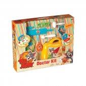 Oyuncak Doktor Set Eğitici Oyuncak Tom Ve Jerry 10 Parça Doktor S