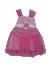 Tomucuk Bebe Kız Çocuk Abiye Elbise
