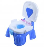 Babycim Sevimli Tuvalet Müzikli Sesli Lazımlık Tubure