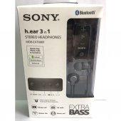 Sony Mikrofonlu Selfie Çekme Özellikli Bluetooth Kulaklık
