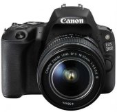Canon Eos 200d 18 55mm Dc Iıı Fotoğraf Makinesi (Canon Eurasia Ga