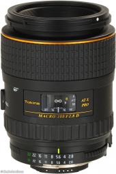 Tokina 100mm F 2.8 Macro Af Lens (Canon Uyumlu)