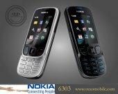 Nokia 6303 Tuşlu Cep Telefonu (Yenilenmiş)
