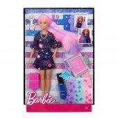 Barbie Barbie Renk Partisi Saçlar Fhx00