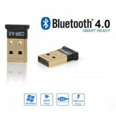 Bluetooth 4.0 Dongle Receiver Alıcısı Usb 3.0 Tak Çalıştır