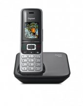 Gıgaset 500 Rehber 20 Arama Kaydı Micro Usb Bt Bağlantı Siyah S850