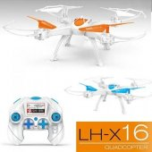 Lh X16 2.4ghz Drone Quad Helikopter 34cm