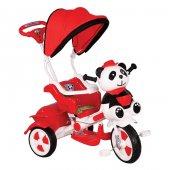 Lıttle Panda Kırmızı Beyaz Bj 03127kb
