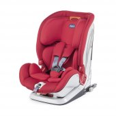 Chicco Youniverse Fix Baby Oto Koltuğu Red