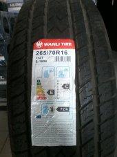 265 70 R 16 B S 1606 112 T Wanlı Tire