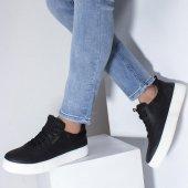 Kalın Tabanlı Erkek Spor Ayakkabı