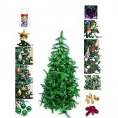 Yılbaşı Ağacı 75 Parça