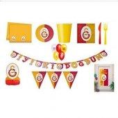 Galatasaray Doğum Günü Parti Seti 24 Kişilik