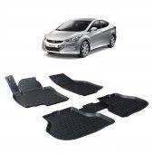 Otom Hyundai Elentra 3d Havuzlu Paspas 2012 Sonras...