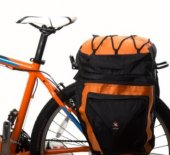 Xbyc 813 İmpertex Su Geçirmez Bisiklet Arka Bagaj Çanta 60l Turun
