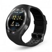 Y1 Smart Watch Akıllı Saat (Android İos Uyumlu) 3 Farklı Renk