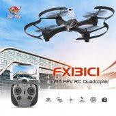 Fx131c2 Wifi Kameralı Kumandalı Drone Quadcopter Anlık Telefondan