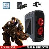 ıntel İ5 6500 8gb Ram 500gb Hdd Afox 2gb Gtx1050 Ekran Kartı Masaüstü Bilgisayar