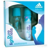 Adidas Pure Lightness Bayan Parfüm Set