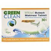 U Green Clean Organik Bulaşık Makinası Tableti 30'lu