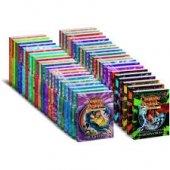 Canavar Peşinde Serisi Seti 43 Kitap Takım Beyaz Balina Yayınla