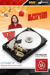 1 Tb Harddisk 7200 Rpm 3.5 İnç Refurbıshed