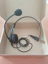 Karel Gha M201 Mikrofonlu Çağrı Merkezi Telefon Kulaklık