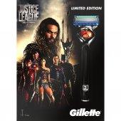 Gillette Fusion Proglide Flexball Justice League Özel Paketi