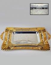 Bayev Gümüş Tepsi 2 Li 200271