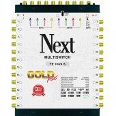 Next Ye 10 24 Gold Sonlu Uydu Santrali Gold Plus Adaptör Dahil