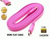 Hdmı Yassı Kablo Kaliteli Flat Hdmı Kablo V1.4 3d ...