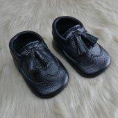 Bella Makosen Bebek Ayakkabı Siyah Cv 428
