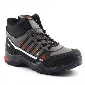 Zümrüt 812 Termo Taban Fermuarlı Erkek Çocuk Spor Bot Ayakkabı