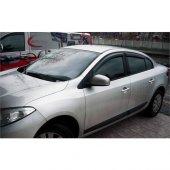 Renault Fluence Ön Arka Set Cam Rüzgarlığı Takımı