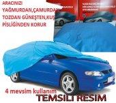 Citro� N C2 Binek H.b. Araçlara Miflonlu Otomobil Brandası