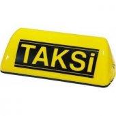 Mıknatıslı Taksi Levhası Taxi Levhası Ampül Dahil