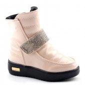 Vicco 943.y.284 Termo Taban Fermuarlı Kız Çocuk Kar Bot Ayakkabı