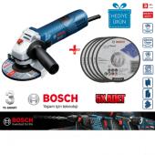 Bosch Gws 7 115 Avuç Taşlama