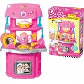 Barbie Şef Mutfak Set 01503 Dede
