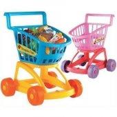 Candy & Ken Market Arabası Dolu Dede 01369