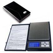 Notebook Kapaklı Cep Terazisi Hassasiyet 0,01 Gr Max 500 Gr