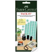 Faber Castell Tack It Hamur Yapıştırıcı 75 Gr Yeşil 5130187092000