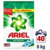 Ariel Matik 6kg Beyaz Çamaşır Toz Deterjan