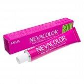 Nevacolor Tüp Boya 4.20 Saç Boyası Koyu Viyole