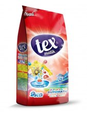 Tex Matik 9kg Renkliler Çamaşır Toz Deterjan